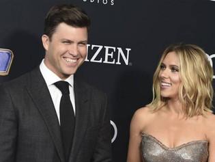 Scarlett Johansson, la estrella de 'Black Widow', espera a su segundo hijo