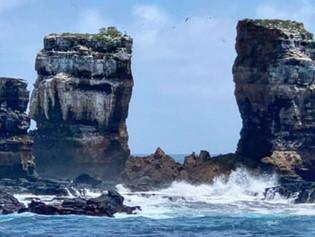 'El Arco de Darwin' comienza a ser llamado como 'Los pilares de la evolución'