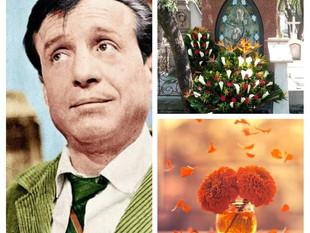 El poema de Florinda Meza a Roberto Gómez Bolaños a casi seis años de su muerte