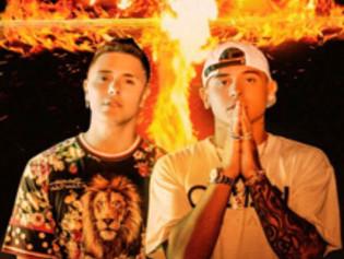 Joey Montana presenta su nuevo tema 'A Veces' junto a Kevin Roldán