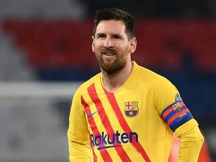 Polémica reacción de Messi ante un grupo de aficionados