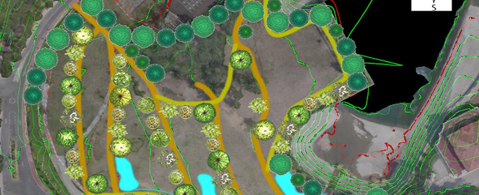 Gıda Ormanı ve Göletler