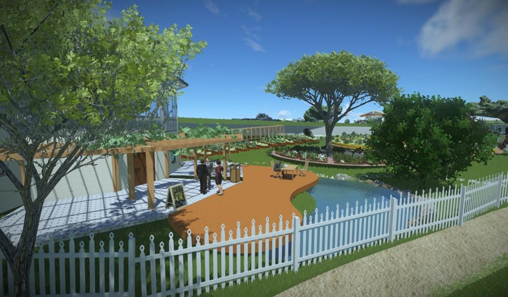Permaturk Vakfı Binası ve Bahçeleri