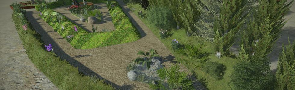 Hügelkültür Bahçesi