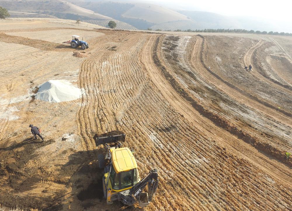Toprak Canlandırma
