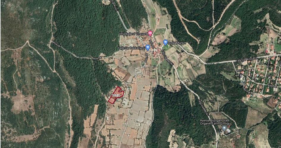 Yağcılar Köyü ve Arazi Konumu