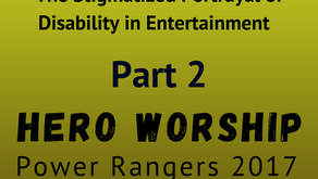 Hero Worship: Our problem with autism in Power Rangers 2017