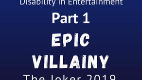 EPIC VILLAINY How The Joker 2019 Stigmatizes Mental Health