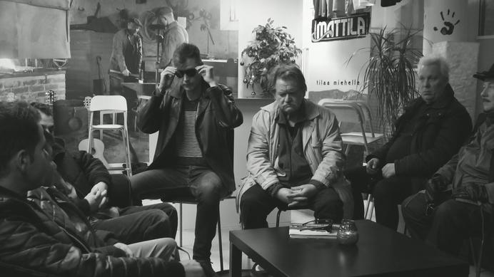 Mattila Union elokuva – Mattilan miesten vaellus Laukontorilta Amuriin