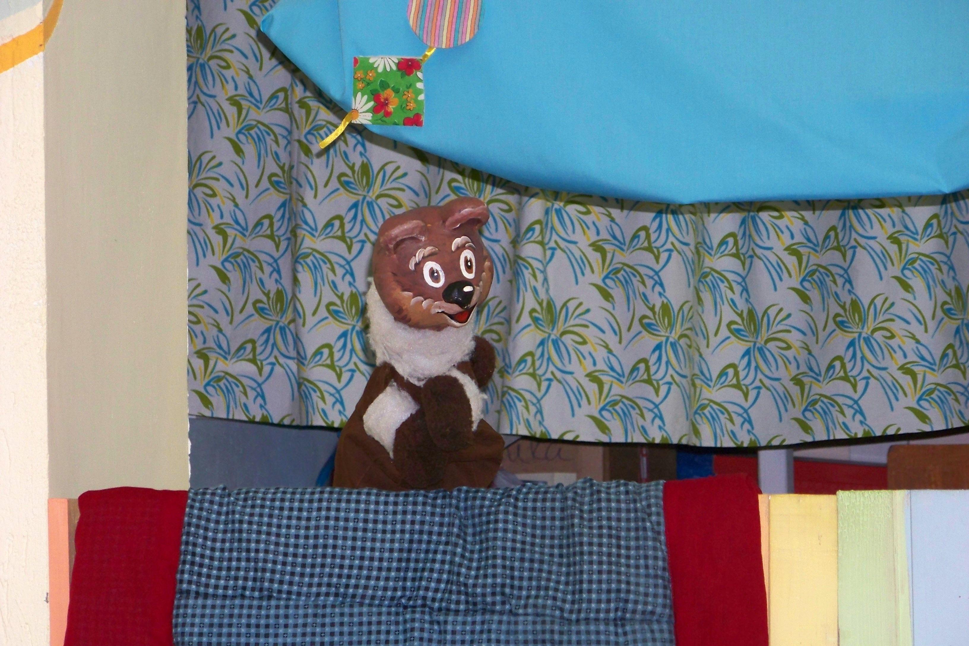 Кукольный театр на дне рождения