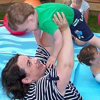 Занятия для детей от 3 месяцев