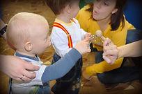 Развитие детей от 1 года