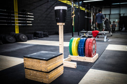Olyimpic Lifting Area