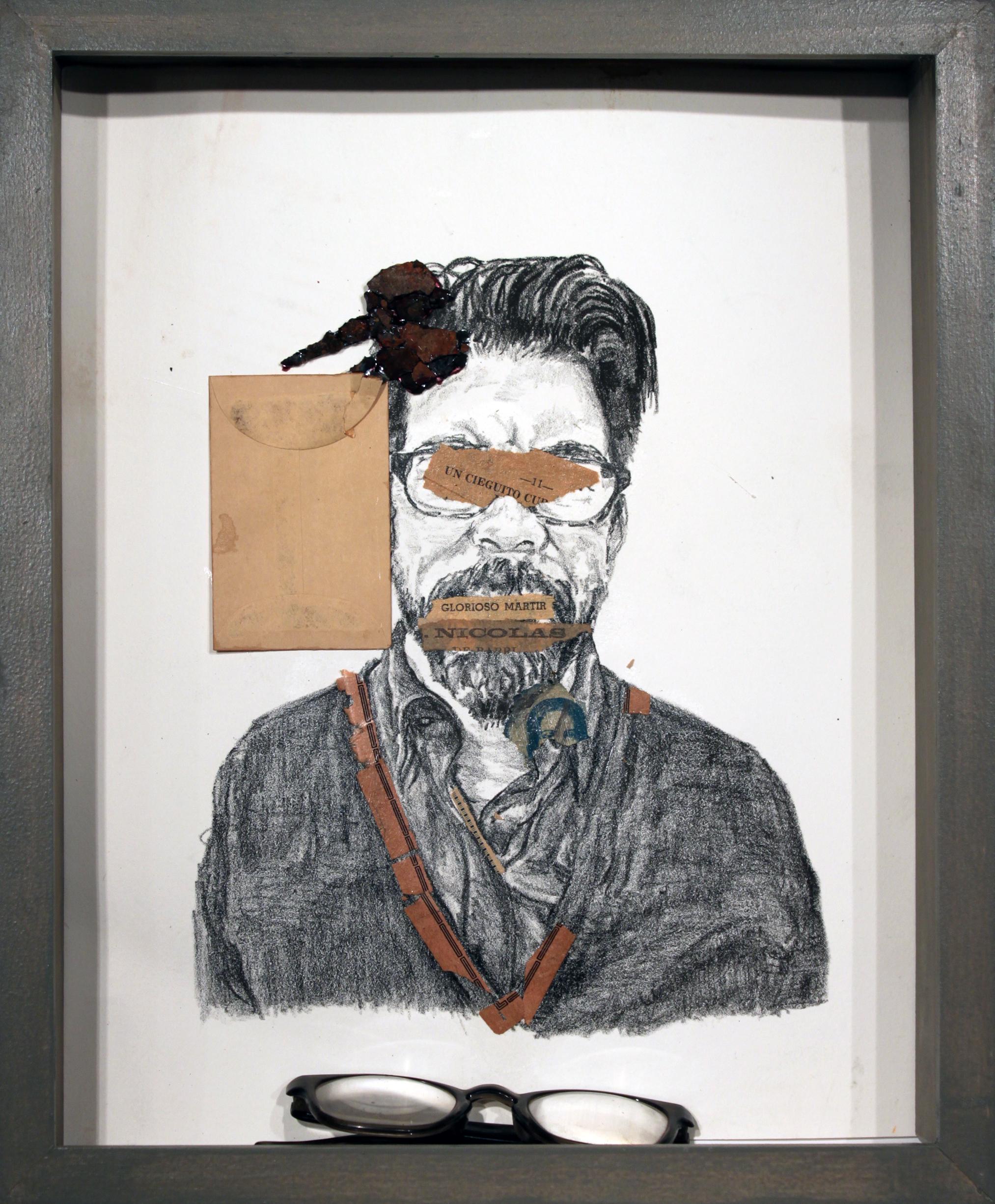 """Nicolas aka """"El Blind Eyes"""""""