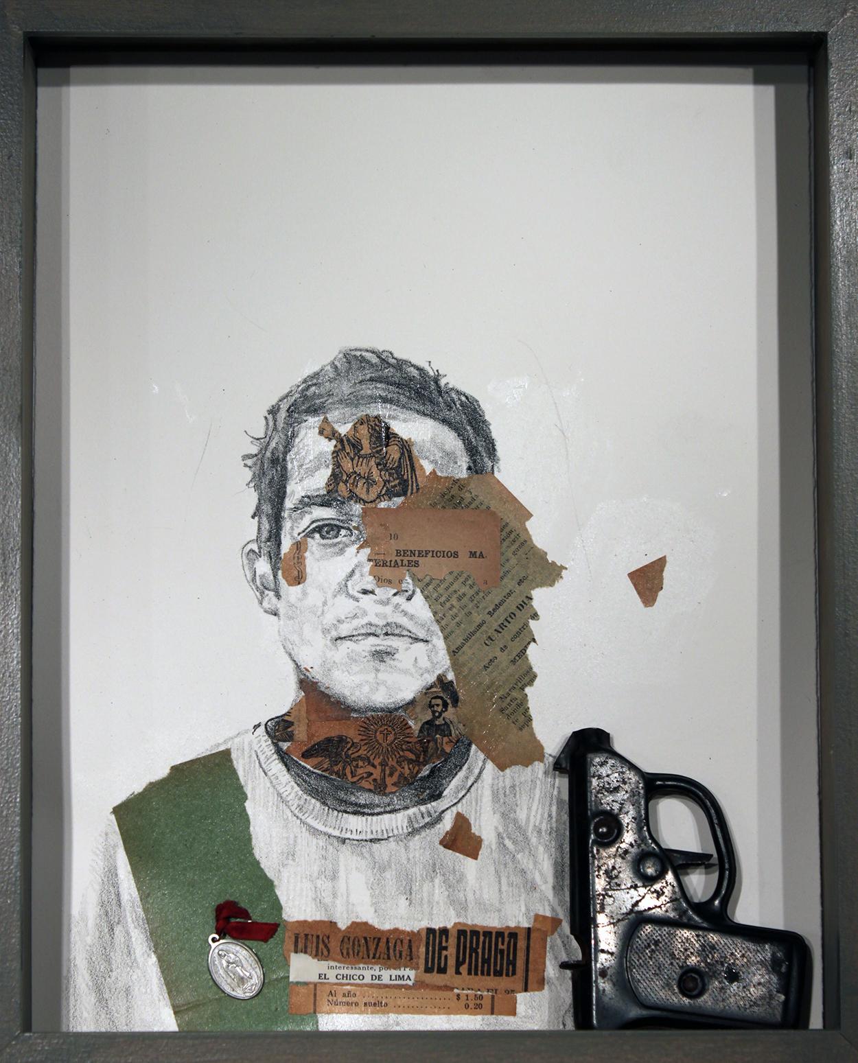 """Luis Gonzales de Praga aka """"El Lima"""""""