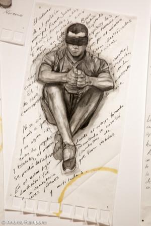 "Fringes: Ramiro Javier Lardizabal ""El Negro"""