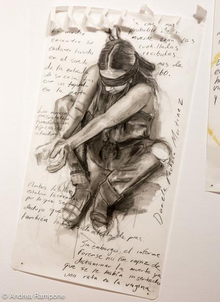 Fringes: Daniela Pacheco Martinez