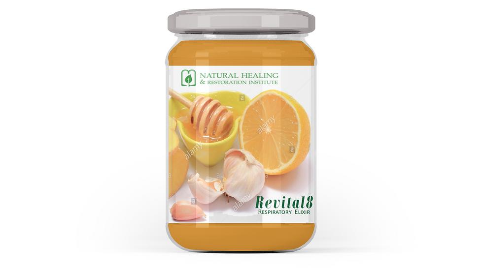 Revital8 Respiratory Elixir 8oz