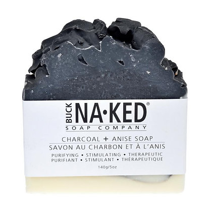 Charcoal + Anise Soap