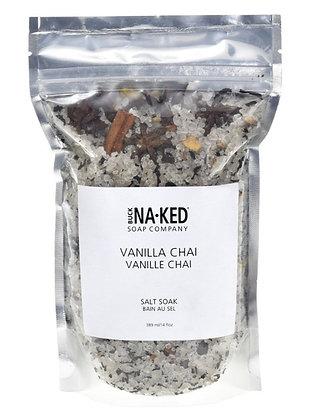 Vanilla Chai Bath Salt Soak
