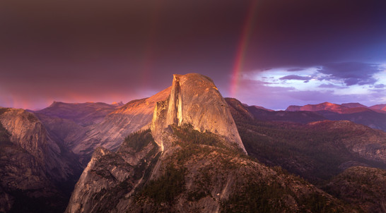 Yosemite Storms