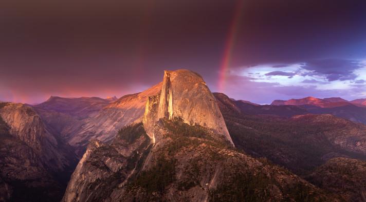 Yosemite Storms I