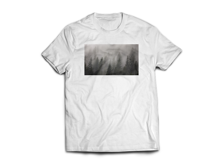 Pacific Northwest Trees Tee