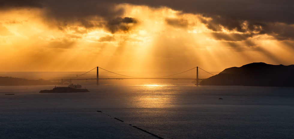 Golden Gate Rays