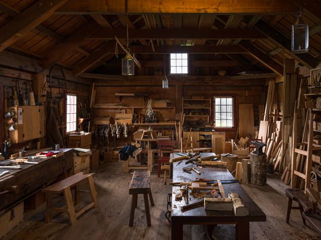 Ye Olde Wood Shop