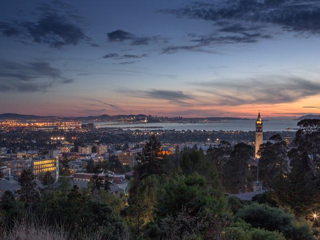 Berkeley Dusk