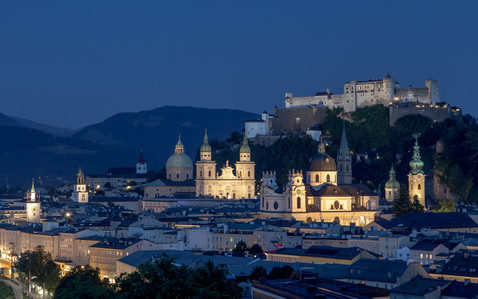 Blue Salzburg