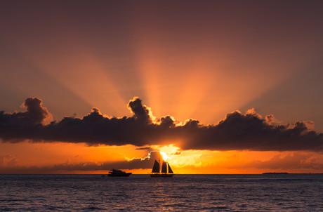 Mallory Sunset I