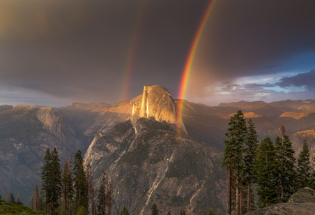 Yosemite Storms II