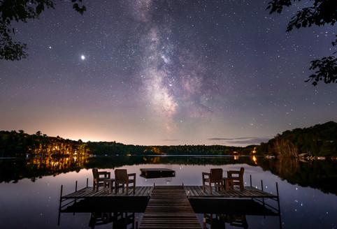 Wisconsin Milky Way
