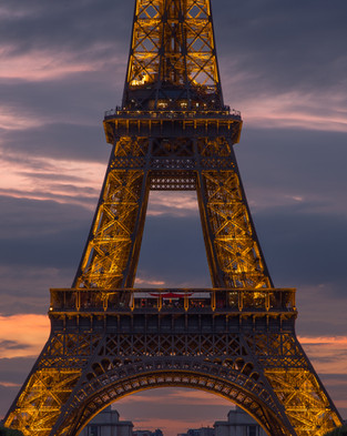 Eiffel Close