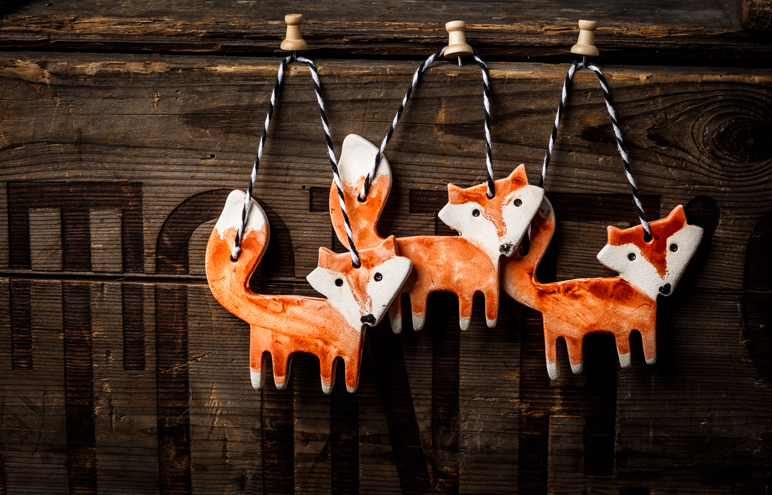 Dangly Foxes