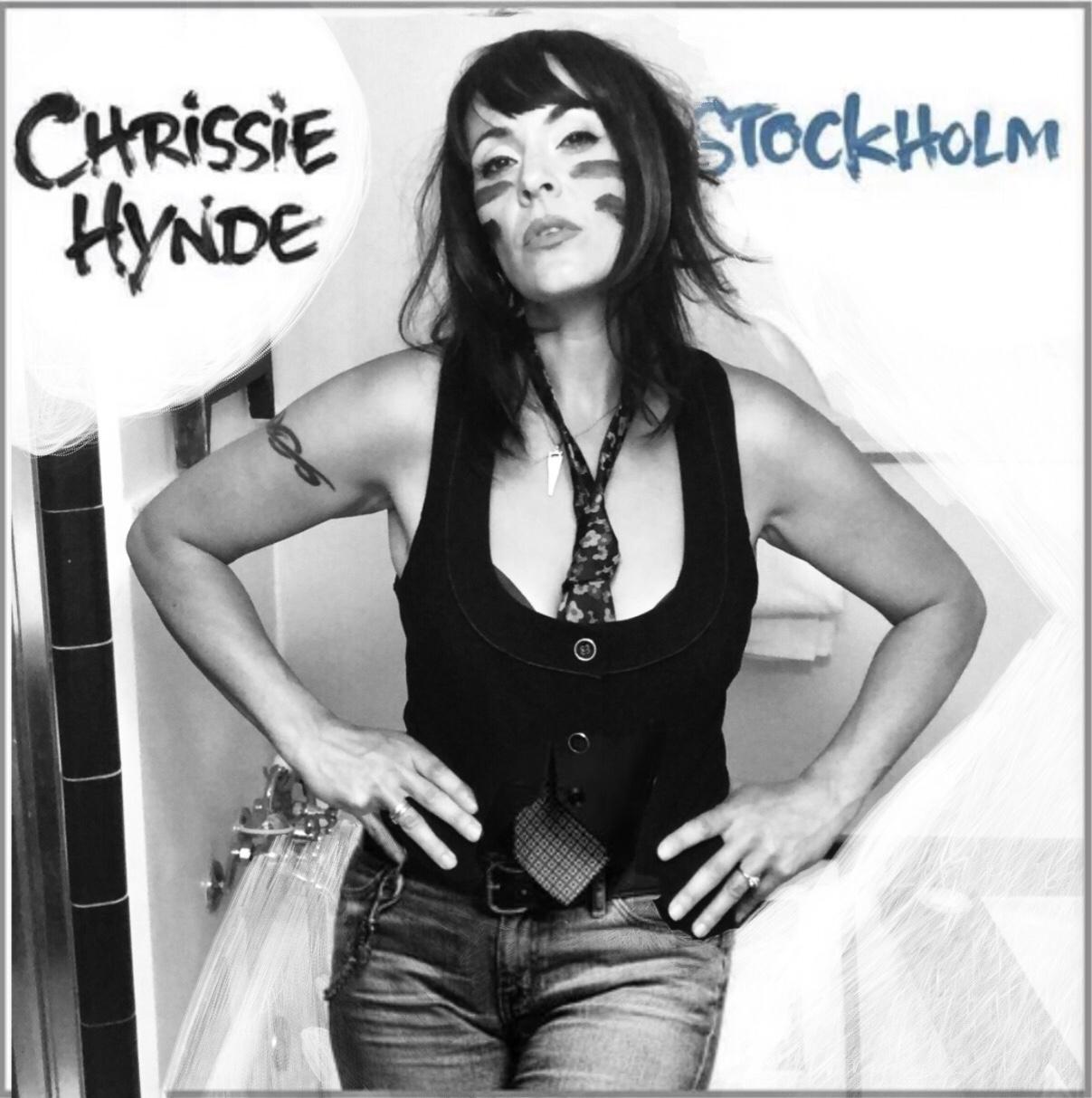Chrissie Hyde Stockholm