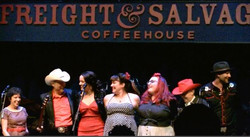 'Today, Tomorrow & Forever' Freight & Salvage, Berkley, CA Photo By: Custom Cultue Images
