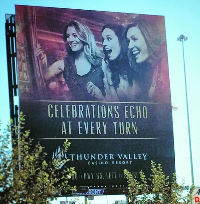 I'm on a Billboard !