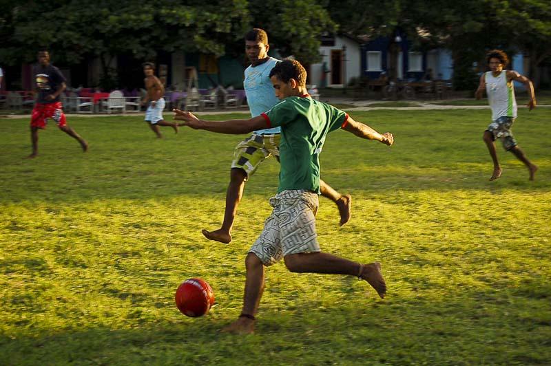 Futebol no Quadrado