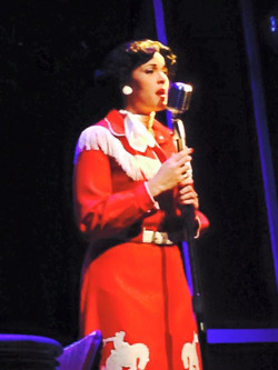 Opening Scene for 'Always Patsy Cline'