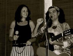 Bosa Nova show with Rafael Garcia, Rio De Janiero