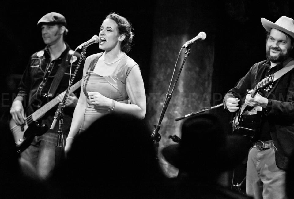 The Southern Comforts play The Great American Music Hall