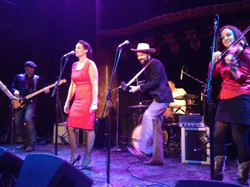 Singing at The Great American Music Hall