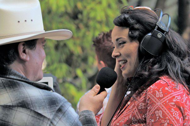 Bakersfield Backbeat Radio Show Live from the Hillbilly Hootenanny with Christopher Ford