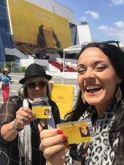 HIF got into Cannes Film Festival!!!