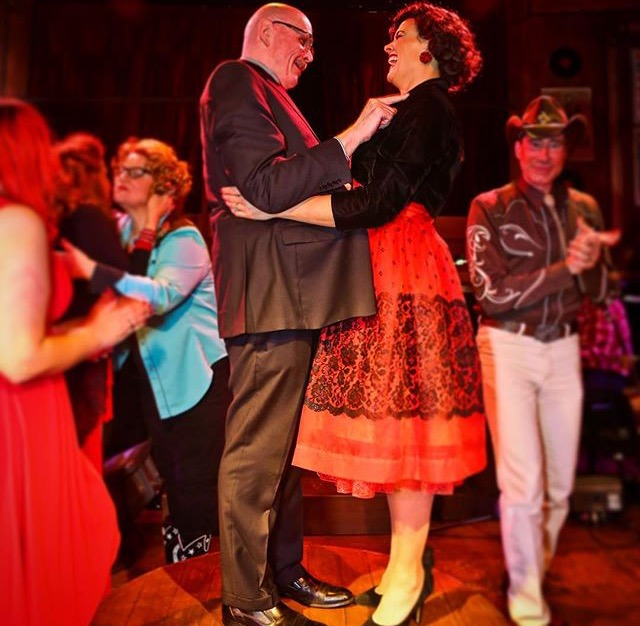 'Always..Patsy Cline' with original writer and director