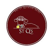 St Quintn Arms Logo