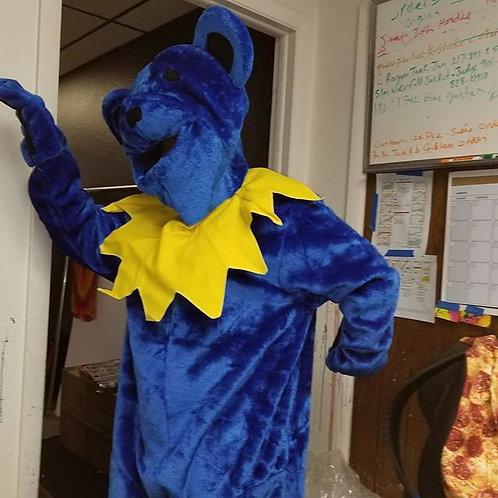 Sm/med Adult Dancing Bear Costume