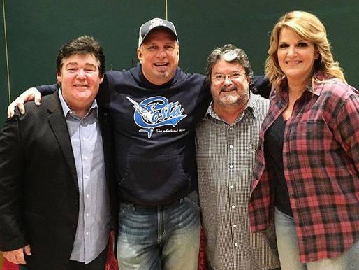 Shenandoah Opens for Garth Brooks At Sprint Center in Kansas City